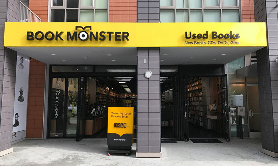 BookMonster com: Used Books - 200,000 Items, Free Shipping