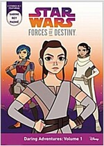 Star Wars Forces of Destiny: Daring Adventures, Volume 1: (Sabine, Rey, Padme)