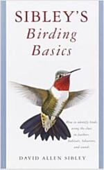 Sibley\'s Birding Basics