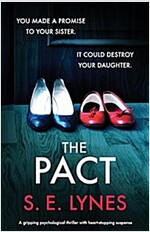 The Pact : A Gripping Psychological Thriller with Heartstopping Suspense