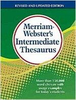 Merriam-Webster\'s Intermediate Thesaurus