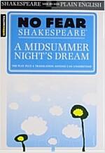 A Midsummer Night\'s Dream (No Fear Shakespeare)