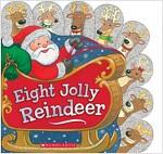 Eight Jolly Reindeer