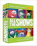 VEGGIETALES:ALL THE SHOWS