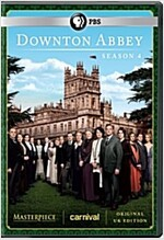 MASTERPIECE CLASSIC:DOWNTON ABBEY SS4