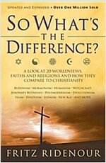 So What\'s the Difference