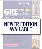 GRE Premier 2016 with 6 Practice Tests: Book + Online + DVD + Mobile [With DVD and Web Access]