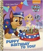 Puppy Birthday to You! (Paw Patrol)