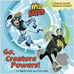 Go, Creature Powers!