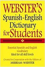 Webster\'s Spanish-English Dictionary for Students