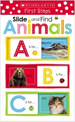 Slide and Find Animals (Scholastic Early Learners: Slide and Find)