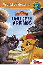 The Lion Guard: Unlikely Friends