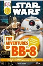 DK Readers L2: Star Wars: The Adventures of Bb-8