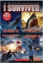 I Survived Collection: Books #1-4
