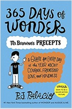 365 Days of Wonder: Mr. Browne\'s Precepts