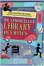 Mr. Lemoncello\'s Library Olympics