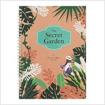 [Born to Read] Spiral Notebook - The Secret Garden