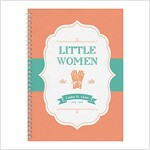 [Born to Read] Spiral Notebook - Little Women