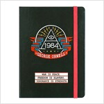 [Born to Read] Hardcover Notebook - 1984