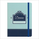 [Born to Read] Hardcover Notebook - Demian