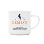 [Born to Read] Mug - Demian