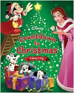 Disney\'s Countdown to Christmas: A Story a Day