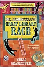 Mr. Lemoncello\'s Great Library Race