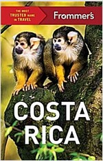 Frommer\'s Costa Rica 2018