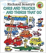 Richard Scarry\'s Cars and Trucks and Things That Go