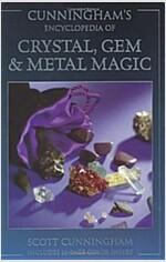 Cunningham\'s Encyclopedia of Crystal, Gem & Metal Magic