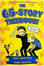 The 65-Story Treehouse: Time Travel Trouble!