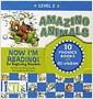 Now I'm Reading! Level 2: Amazing Animals [With Stickers]