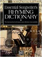 Essential Songwriter\'s Rhyming Dictionary: Pocket Size Book