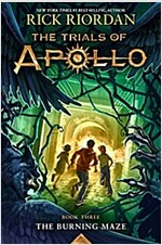 The Trials of Apollo: The Burning Maze
