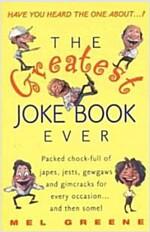 The Greatest Joke Book Ever