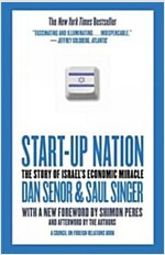 Start-Up Nation: The Story of Israel\'s Economic Miracle