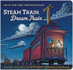 Steam Train, Dream Train (Books for Young Children, Family Read Aloud Books, Children\'s Train Books, Bedtime Stories)