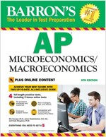 Barron\'s AP Microeconomics/Macroeconomics with Online Tests