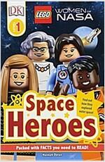 DK Readers L1: Lego(r) Women of NASA: Space Heroes