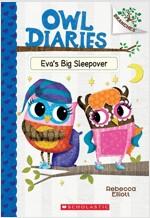 Owl Diaries #9 : Eva\'s Big Sleepover