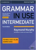 Grammar in Use Intermediate Student\'s Book with Answers : Self-study Reference and Practice for Students of American English