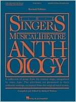 The Singer\'s Musical Theatre Anthology - Volume 1: Mezzo-Soprano/Belter Book Only