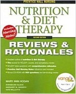 Nutrition Diet & Diet Therapy [With CDROM]