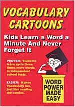 Vocabulary Cartoons: Word Power Made Easy