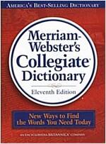 Merriam-Webster\'s Collegiate Dictionary: Thumb-Indexed