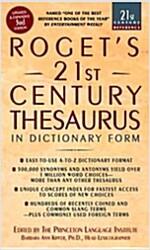 Roget\'s 21st Century Thesaurus, Third Edition
