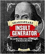 Shakespeare Insult Generator: Mix and Match More Than 150,000 Insults in the Bard\'s Own Words