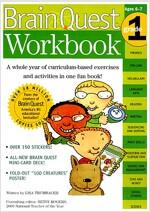 Brain Quest Workbook: Grade 1 [With Stickers]