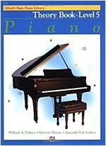 Alfred\'s Basic Piano Library Piano Course, Theory Book Level 5