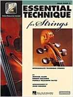 Essential Technique for Strings with Eei: Cello